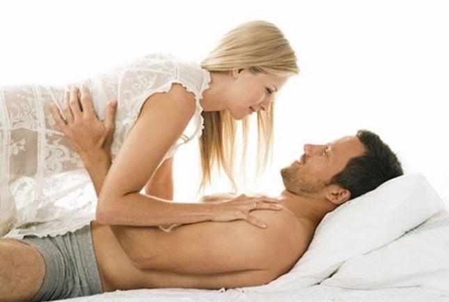 Секс месячными