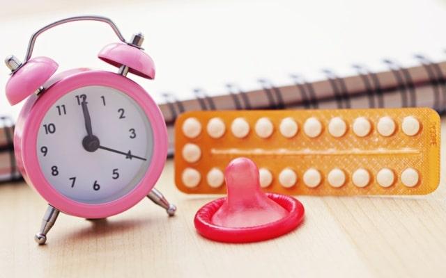 Месячные при приеме противозачаточных таблеток