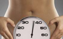 Почему за неделю до начала месячных болит или тянет живот