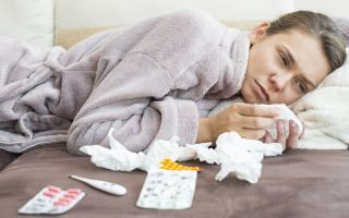 Может ли быть задержка месячных от антибиотиков