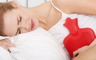 Причины боли во время месячных и способы её облегчения