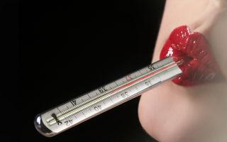 Может ли повышаться температура перед месячными и когда это нормально?