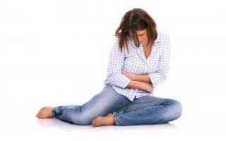 Тошнота, рвота и диарея при месячных