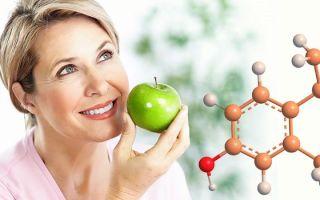 Природные и лекарственные источники эстрогенов при климаксе